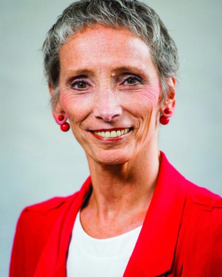 Lynn Wallis OBE